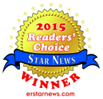 2015 Star News Elk River MN Readers' Choice - Best Chiropractor