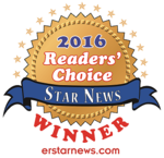 2016 Star News Readers' Choice Winner
