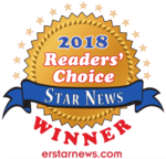 2013, 2014, 2015, 2016 and 2018 Star News Readers' Choice Winner